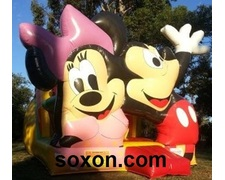 Mickey and Minnie Slide Combo