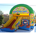 Party Time ES Combo Bouncy Castle