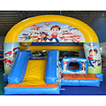 Paw Patrol ES Combo Bouncy Castle