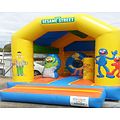 Sesame Street E Combo Bouncy Castle
