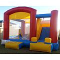 Colour ES Combo Bouncy Castle