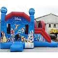 Disney Side Slide Bouncy Castle