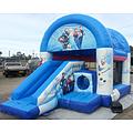 Frozen ES Combo Bouncy Castle