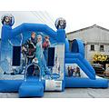 Frozen Side Slide Bouncy Castle