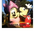 Mickey and Minnie Slide Combo