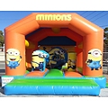 Minions E Combo Bouncy Castle