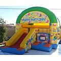 Party Time ES Combo Bouncy Castle