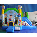Paw Patrol Side Slide Bouncy Castle