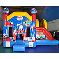 Thomas and Friends Side Slide Bouncy Castle