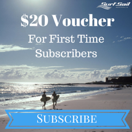 Subscribe to Surf Sail Australia Clothing and Hardware