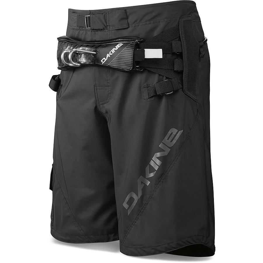 Da Kine Nitrous HD Harness Shorts Black 2019