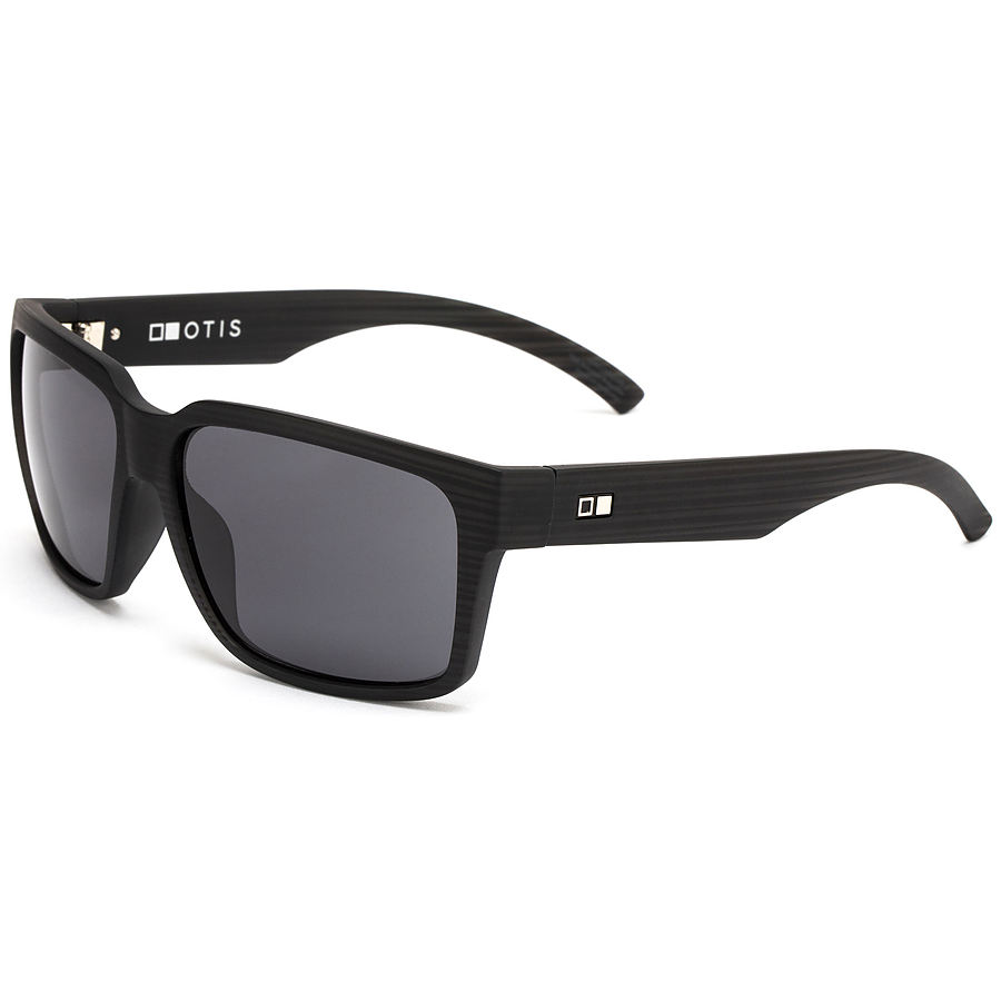 Otis The Double Black Woodland Matte Polarised Sunglasses