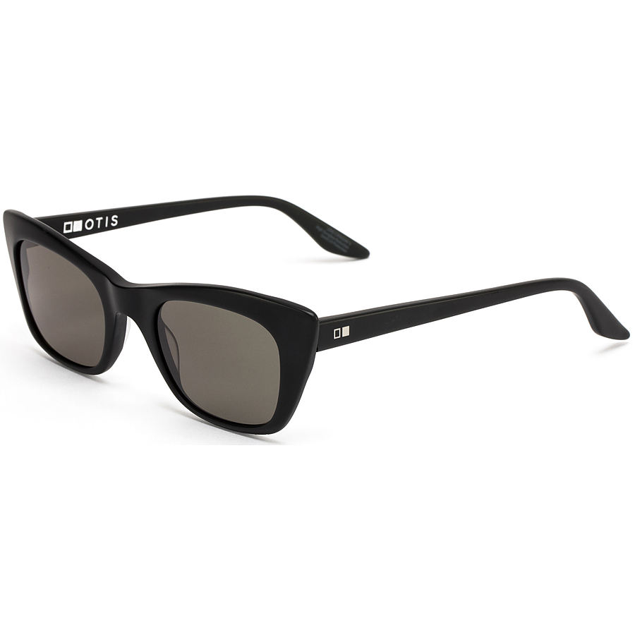 Otis Suki Matte Black Grey Sunglasses