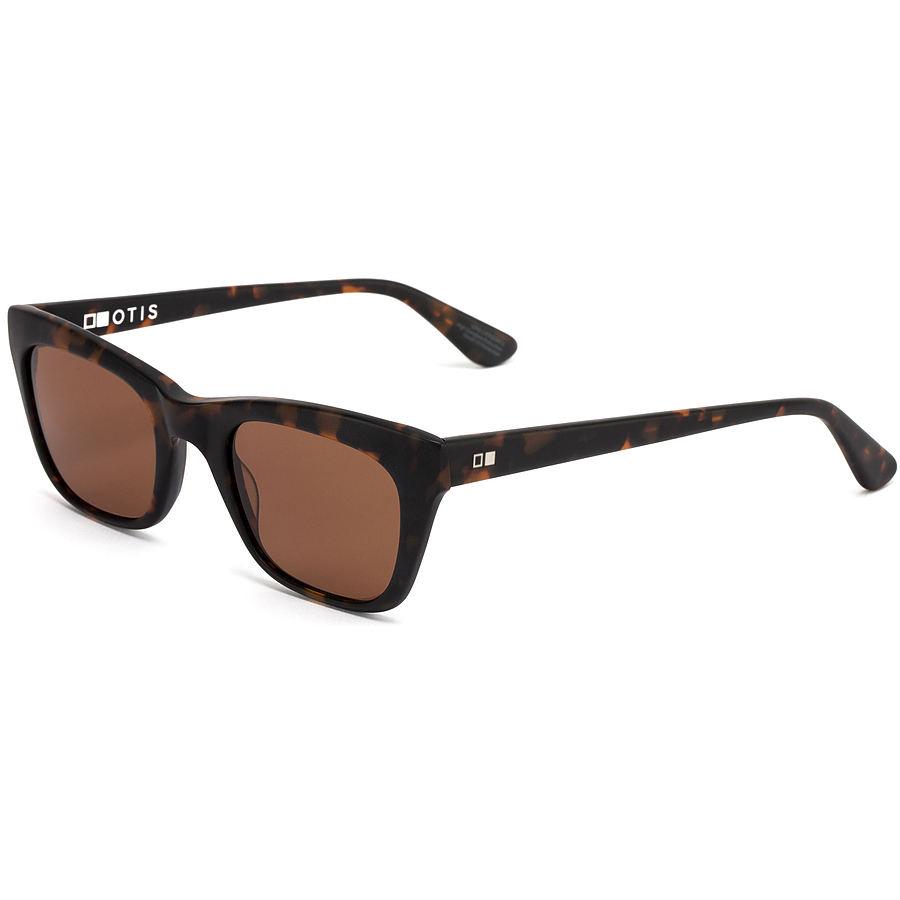Otis Lyla Matte Havana Tort Sunglasses