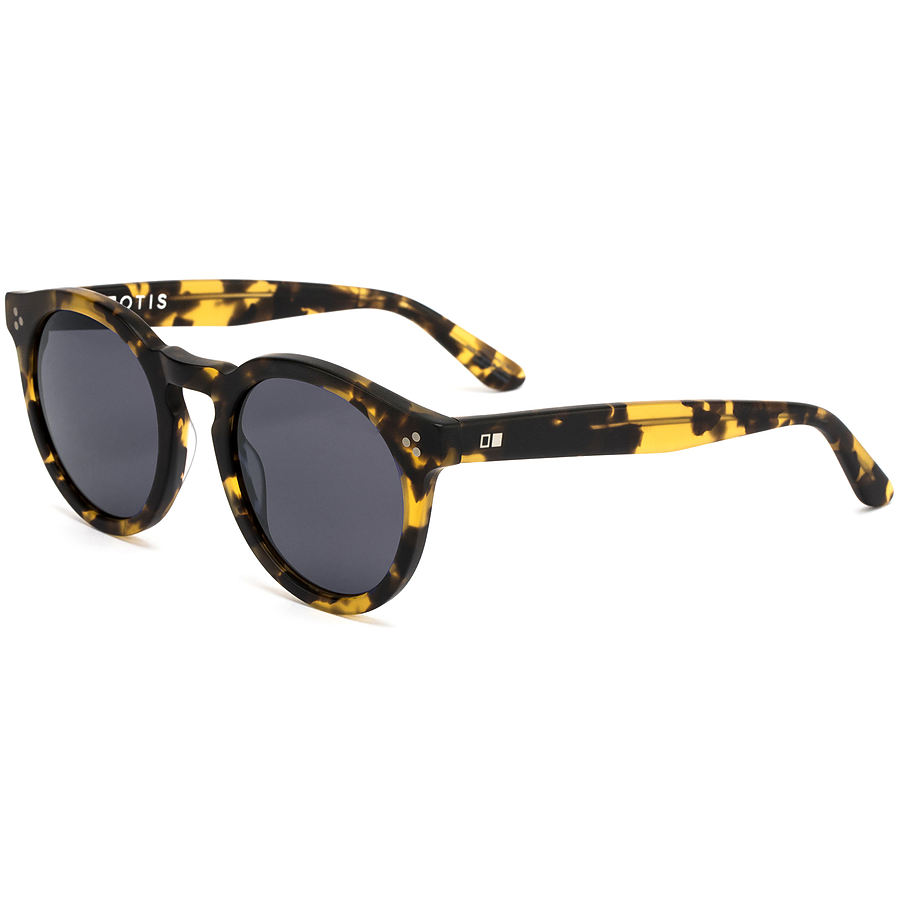 Otis High Noon Matte Dark Tort Sunglasses
