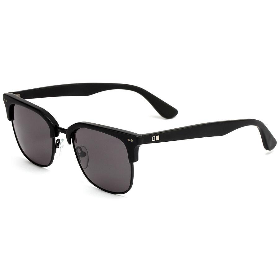 Otis 100 Club Matte Black Sunglasses