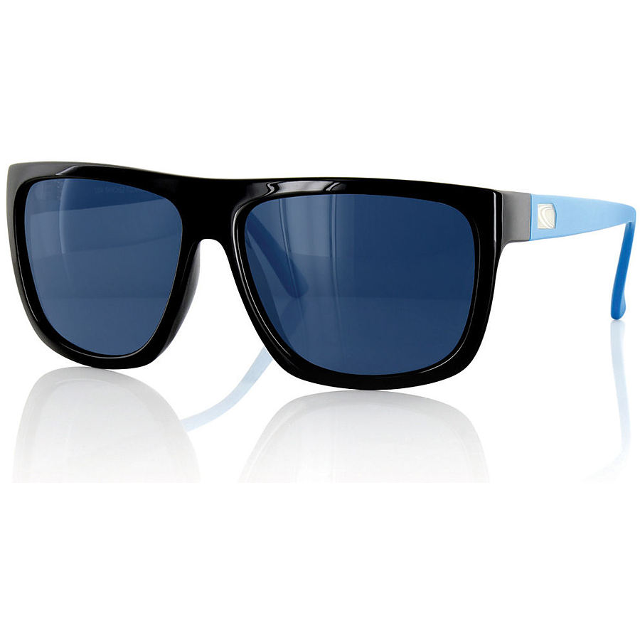 Carve Eyewear Sanchez Black Blue Polarised Sunglasses