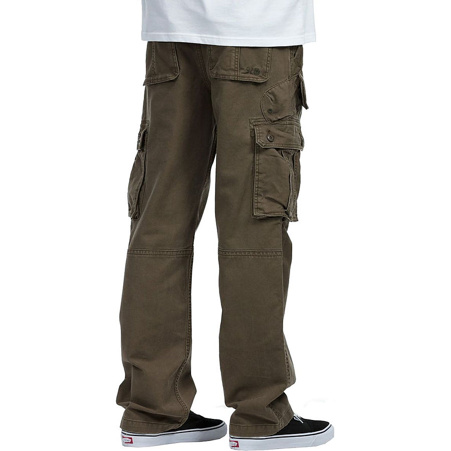 Element Source Cargo Pant Olive