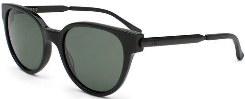 Otis Midnight City Matte Black Dip Sunglasses