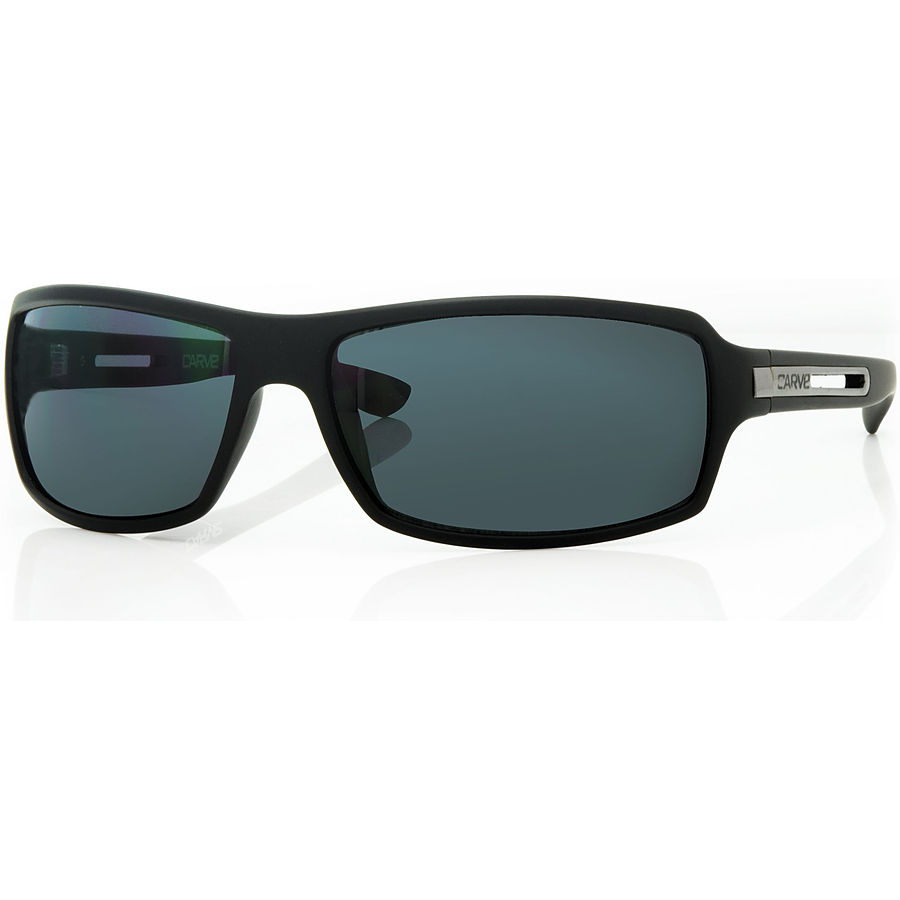 Carve Eyewear Greed Matt Black Sunglasses