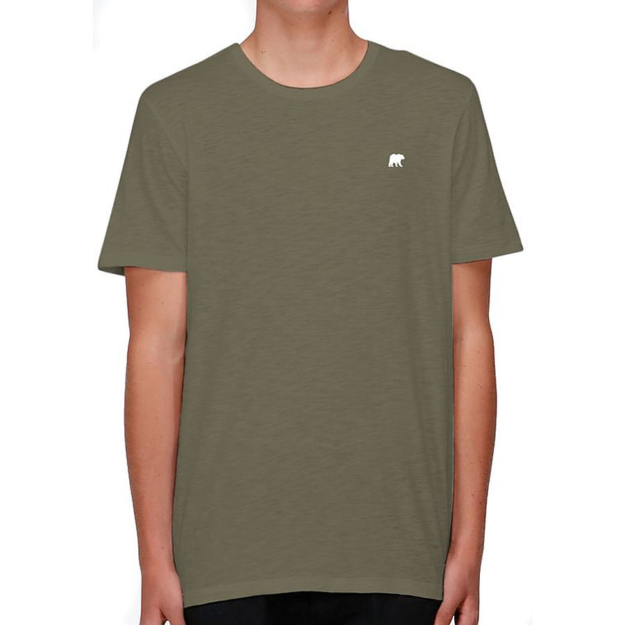 Element Oakland SS Mens Tee Olive Moss