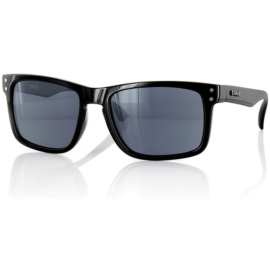 Carve Eyewear Goblin Black Polarised Sunglasses