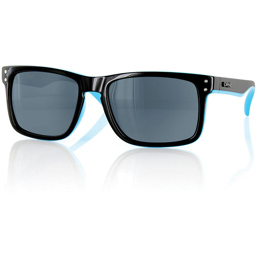 Carve Eyewear Goblin Blue Black Polarised Sunglasses
