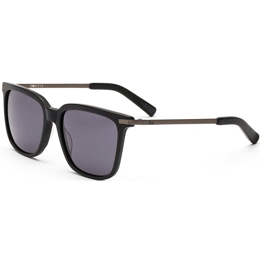 Otis Crossroads Matte Black Polar Grey Sunglasses