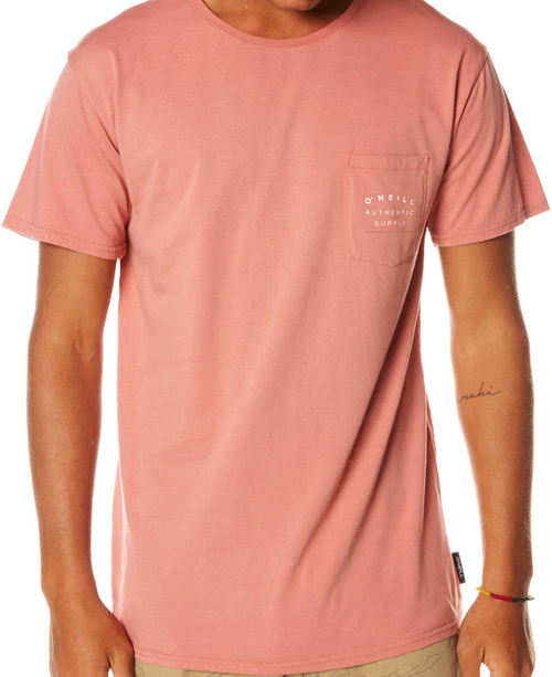 Oneill Authentic Pocket Mens Tee