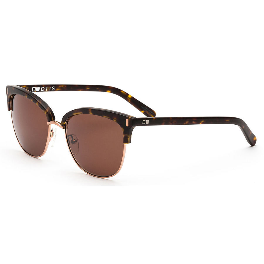 Otis Little Lies Matte Dark Tort Sunglasses