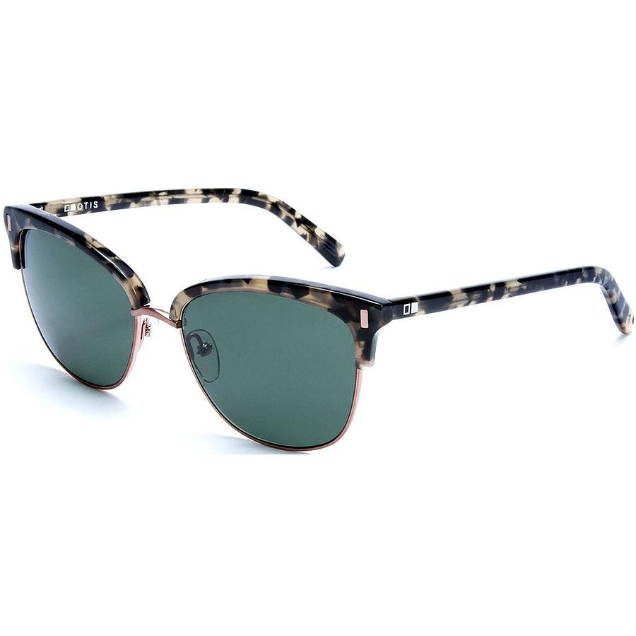Otis Little Lies Black Tort Grey Glass Sunglasses