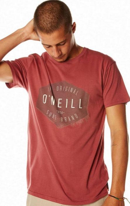 Oneill Metric Mens Marasala Tee
