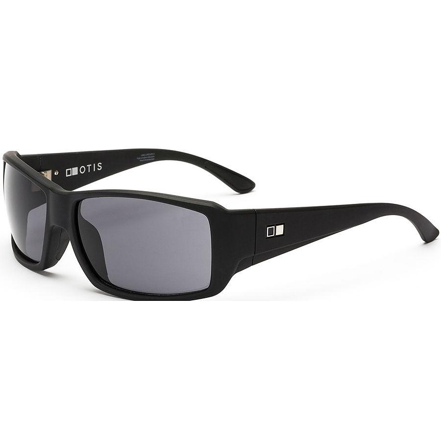 Otis Pacifica Matte Black Polarised Sunglasses