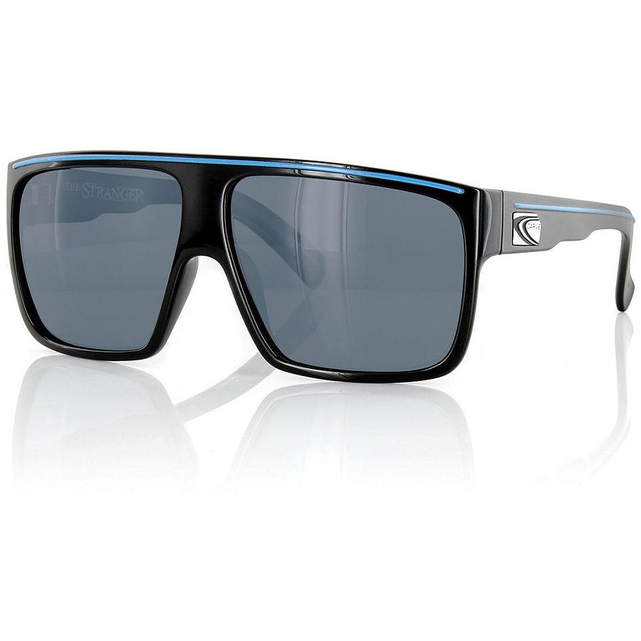 Carve Eyewear The Stranger Black Polarized Sunglasses