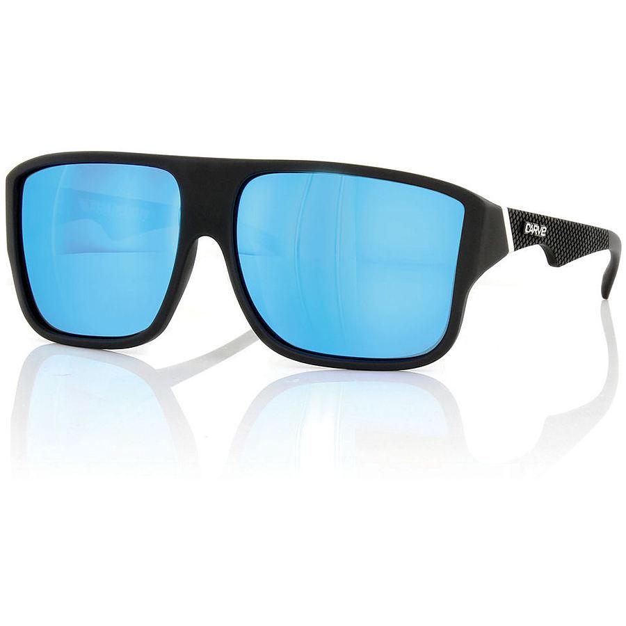 Carve Eyewear Barracuda Matt Black Sunglasses