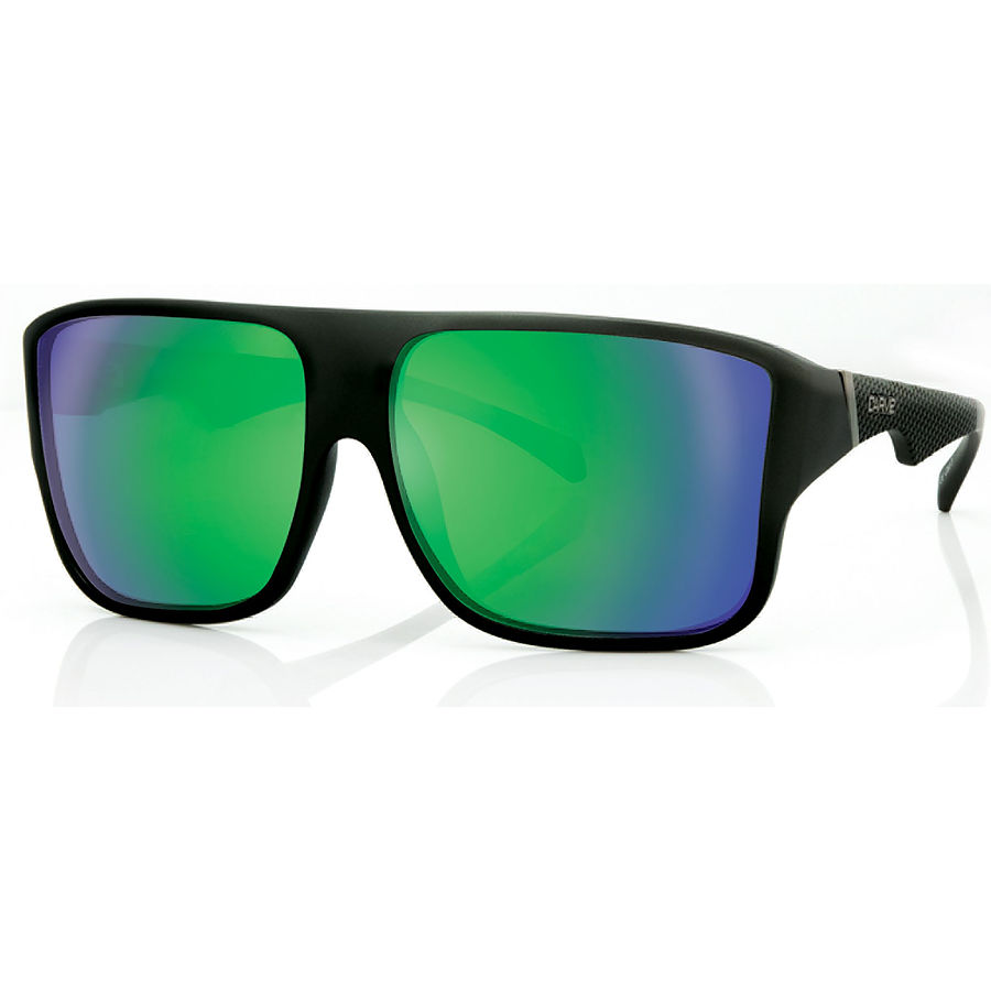 Carve Eyewear Barracuda Gloss Black Polarised Iridium Sunglasses