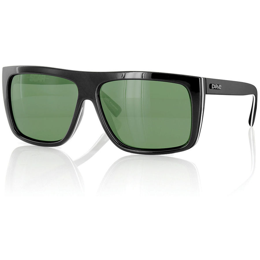 Carve Eyewear Scar Black Polarized Sunglasses