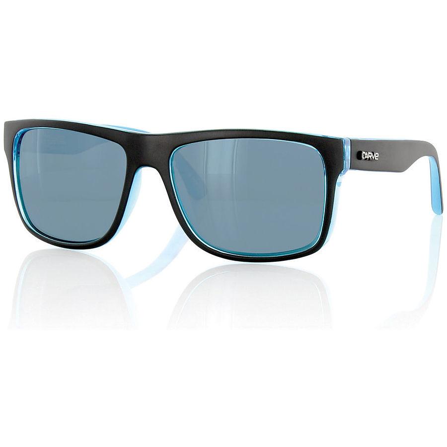 Carve Eyewear Crimson Black Cyan Polarised Sunglasses