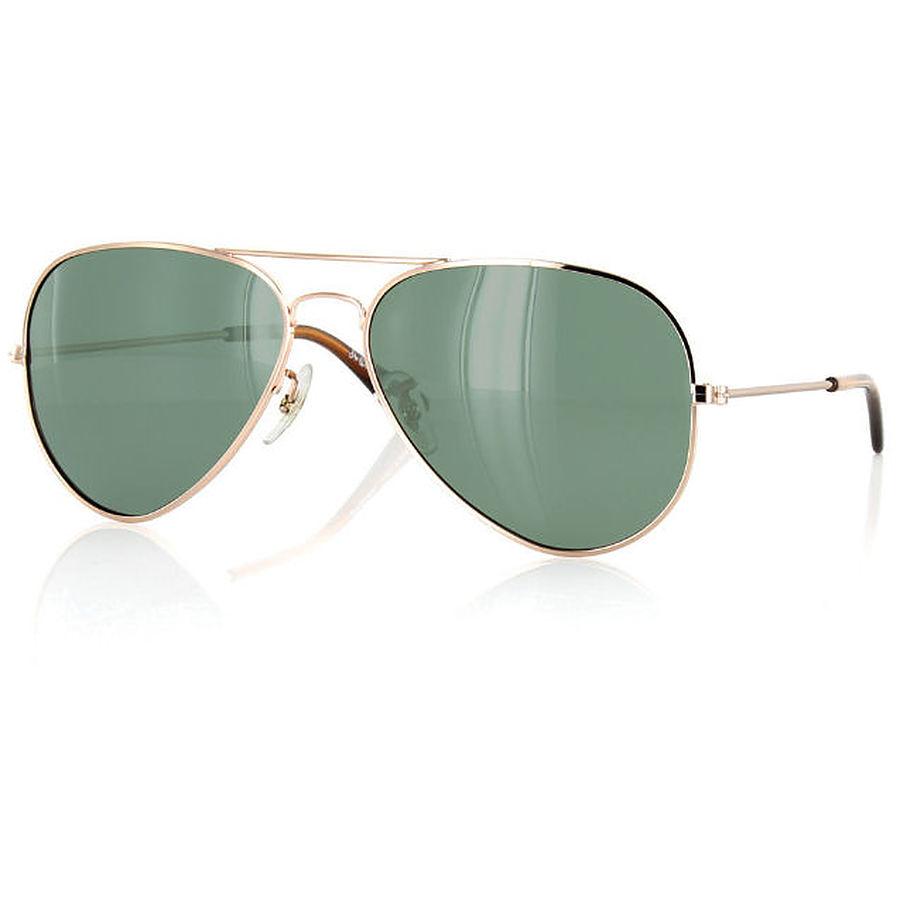 Carve Eyewear Skywalker Gold Revo Sunglasses