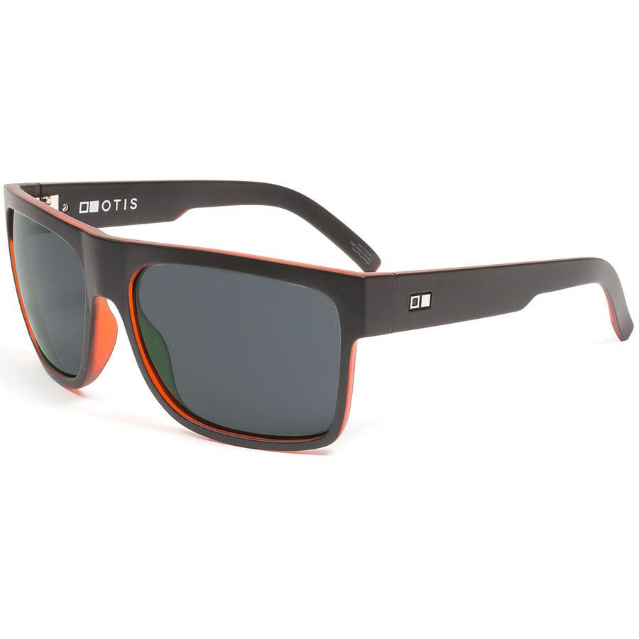 Otis Road Tripping Matte Black Rust Sunglasses