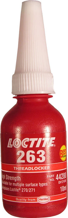 Loctite Threadlocker 263
