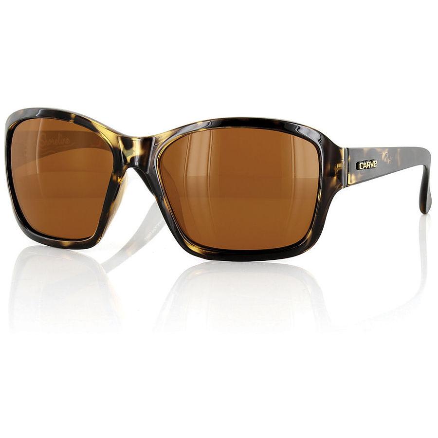 Carve Eyewear Rolling Shoreline Tort Sunglasses