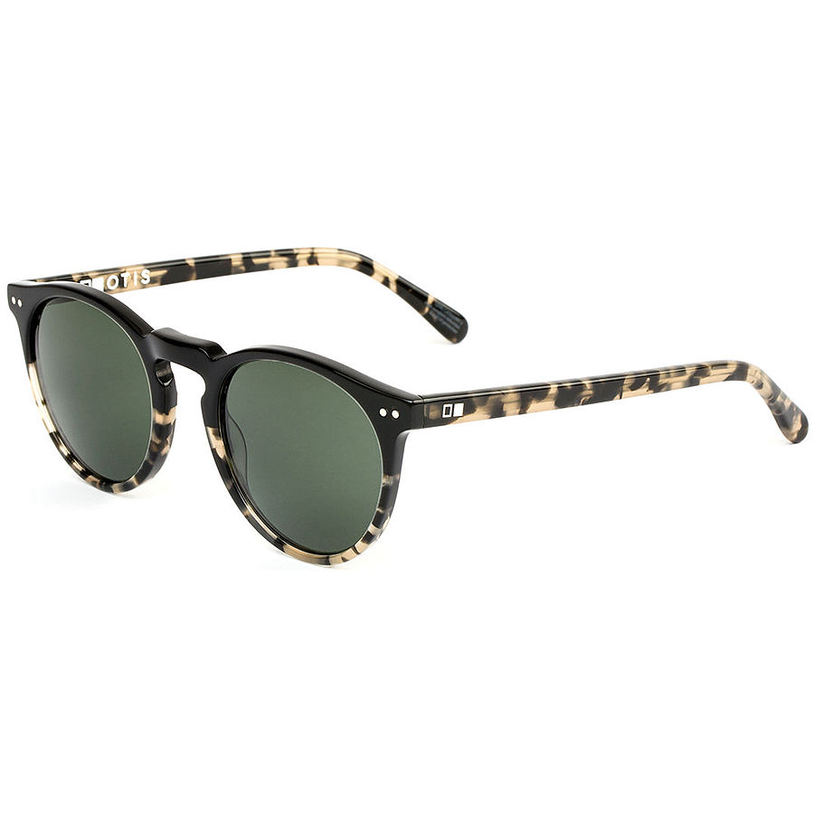 Otis Omar Black Tort Sunglasses