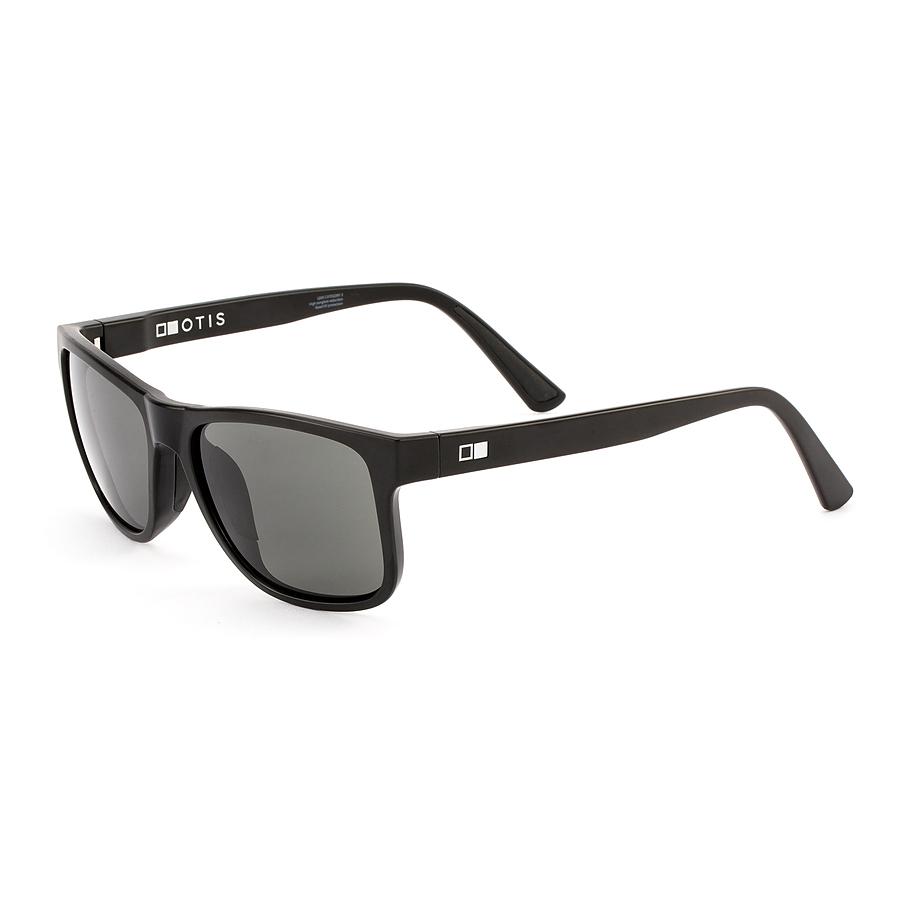 Otis Casa Bay Matte Black Grey Sunglasses