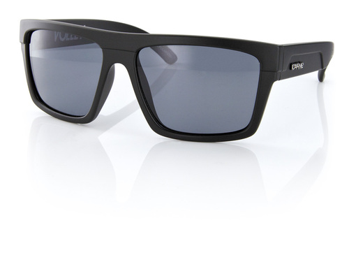 Carve Eyewear Volley Matte Black Polarised Sunglasses