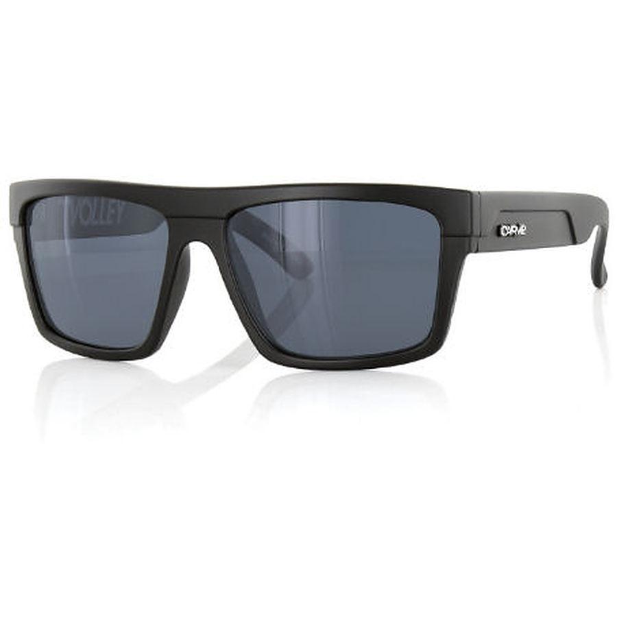 Carve Eyewear Volley Matt Black Smoke PC Lens Sunglasses