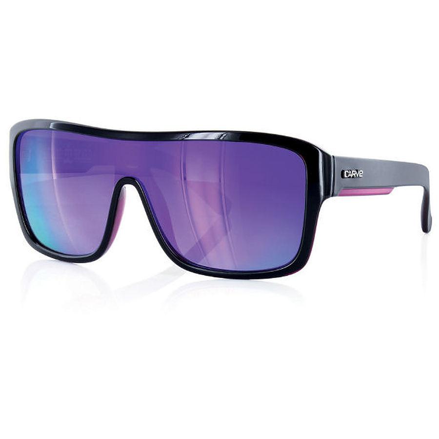 Carve Eyewear Anchor Beard Black Purple Revo Sunglasses