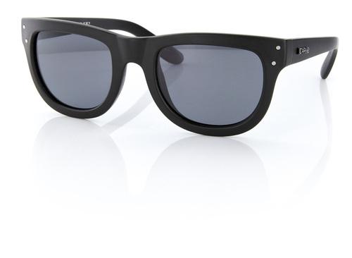 Carve Eyewear Fortune Matte Black Polarised Sunglasses