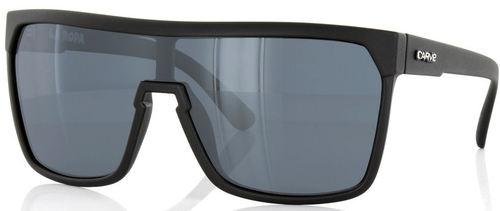 Carve Eyewear La Ropa Matte Black Polarised Sunglasses