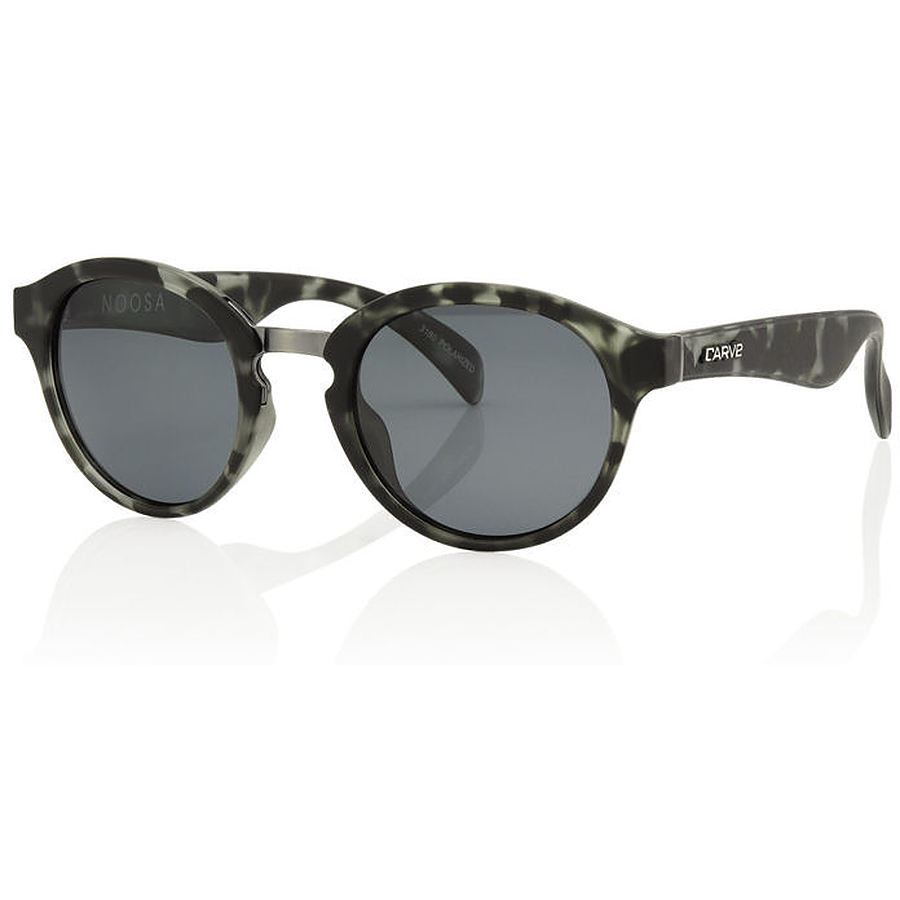 Carve Eyewear Noosa Gret Matte Tort Sunglasses